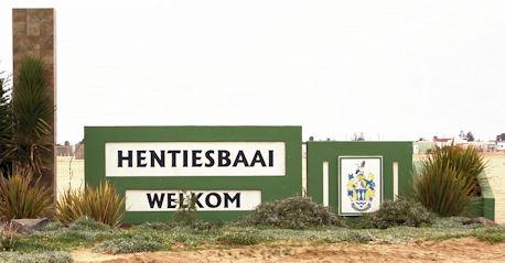 Welcome in Hentiesbay